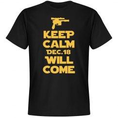 Keep Calm Movie Premier