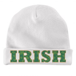 Irish Infant Hat
