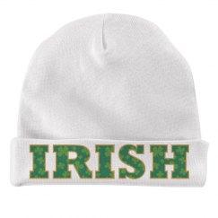 Irish Infant Hat