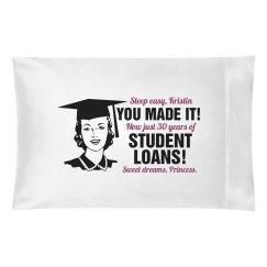 Sleep Well, Graduate
