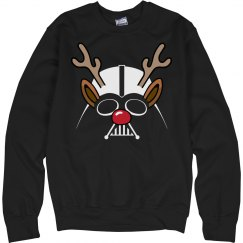 Last Jedi Rein-Darth Xmas Sweater