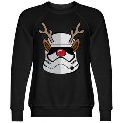 Stormtrooper Christmas Sweater