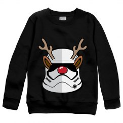 Kids Christmas Stormtrooper Sweater