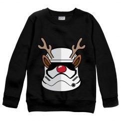 Kids Christmas Stormtrooper Sweater
