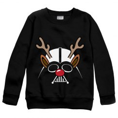 Kids Darth Vader Christmas Sweater