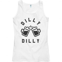 Dilly Dilly Ladies Tank