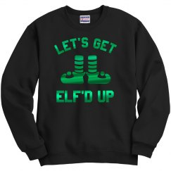 Metallic Elf'd Up Christmas