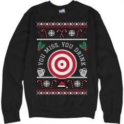 You Miss You Drink Xmas Sweater