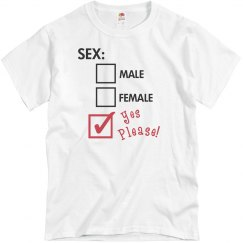 Sex? Yes Please!