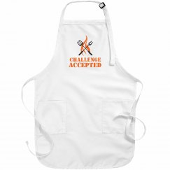 Challenge Accepted Apron