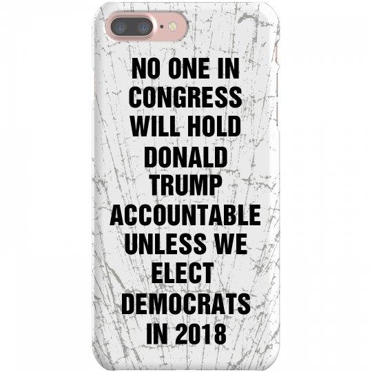 Elect Democrats in 2018