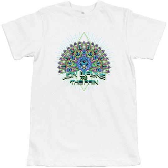 Electric Eye Peacock Tee