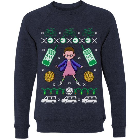 Eleven Ugly Sweaters