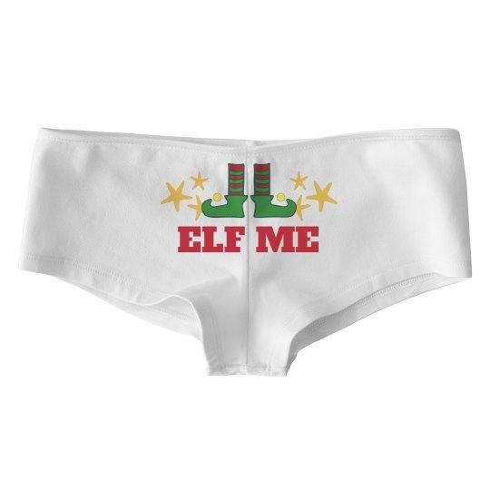 Elf Me Funny Christmas
