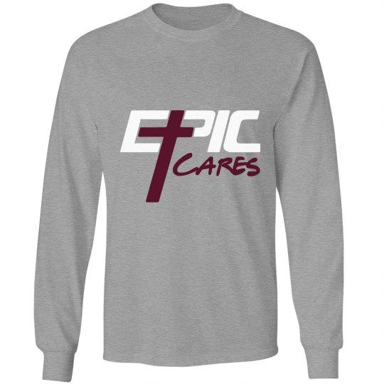 EPIC Cares - Unisex Long Sleeve Shirt