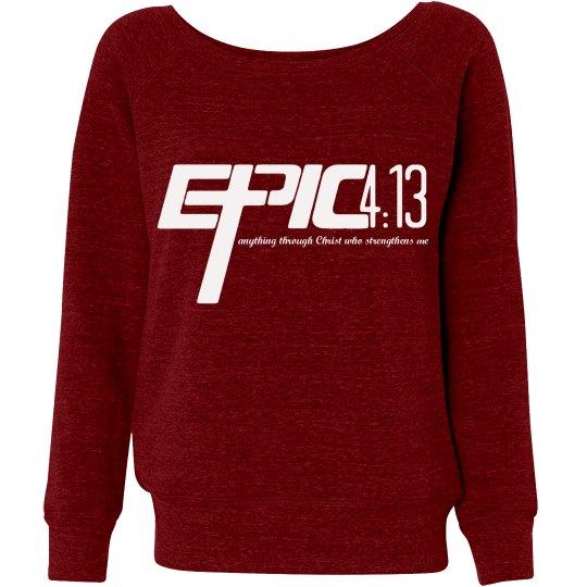 EPIC Sweatshirt