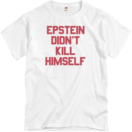 Epstein Graphic Tee