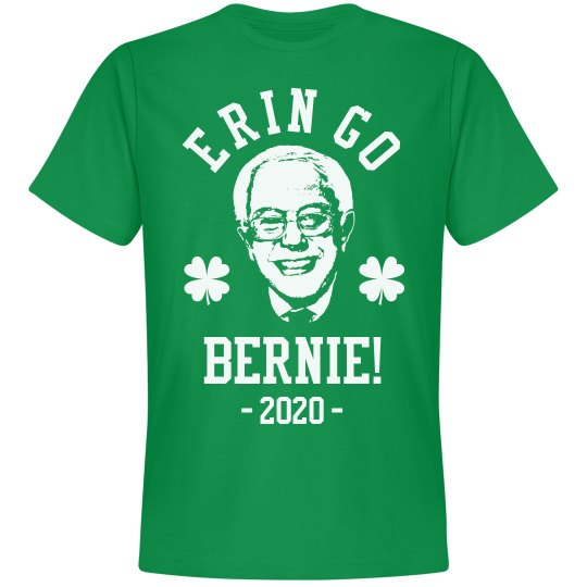 Erin Go Bernie Sanders St Pattys