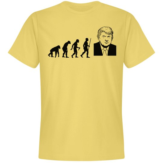Evolution Trump