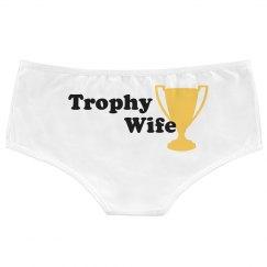 Trophy Wife Hot Short