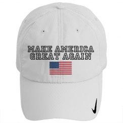 Chucks Trump golf hat