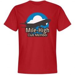 Mile High Club Member
