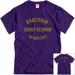 Roberson Family Reunion