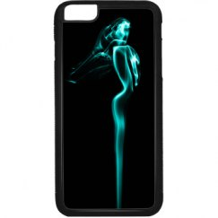 Smoky Lady iPhone Case