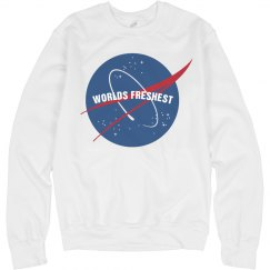 Worlds Freshest NASA