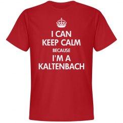 Kaltenbachs Are Calm