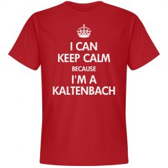 Kaltenbachs Are Calm