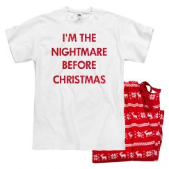 Funny I'm Your Holiday Nightmare