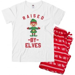 Raised By Xmas Elves