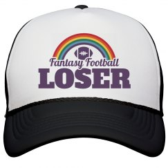 Fantasy Football Loser Trophy Hat