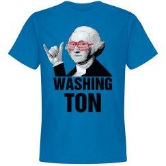 Washing Ton President