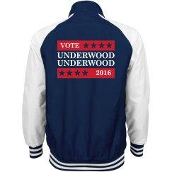 Vote Underwoods 2016