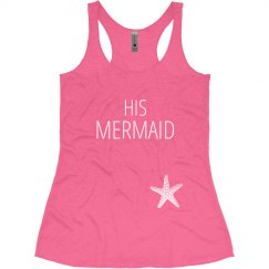 His Mermaid Beach Wedding Gift