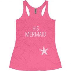 His Mermaid Beach Wedding Gift