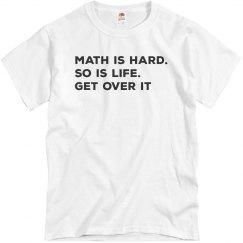 Math Is Hard