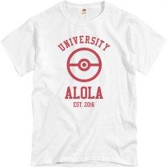 University of Alola