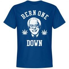 Bern One Down for Bernie Sanders