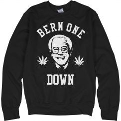 Bern One Down for Bernie Sanders
