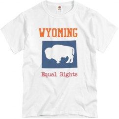 Wyoming Equal Rights