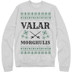 The Faceless Men Valar Morghulis