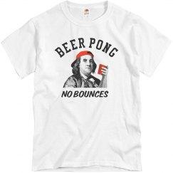 Beer Pong No Bounces