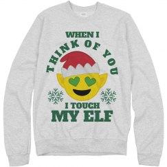 I Touch My Emoji Elf