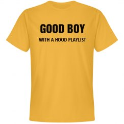 Good Boy with a Hood Playlist