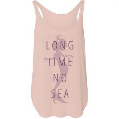 Mermaids Love The Sea
