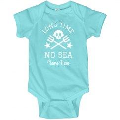 Long Time No Sea Summer Baby