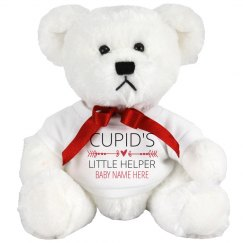 Cupid's Helper Custom Bear